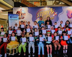 Storytelling Competition
